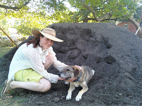 Bane - king of the compost :)