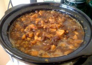 Curried Apple Chutney