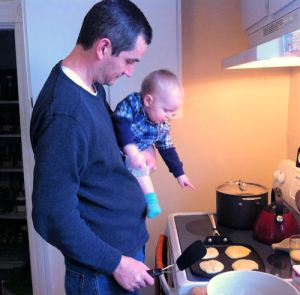 Daddy Makes Hoecakes