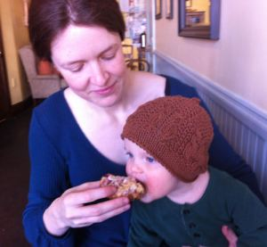 Anna and Oscar, WPA Bakery